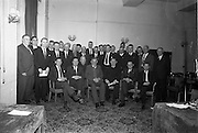 30/05/1964<br /> 05/30/1964<br /> 30 May 1964<br /> Licensed Road Transport Association Annual General Meeting at the Clarence Hotel, Dublin.