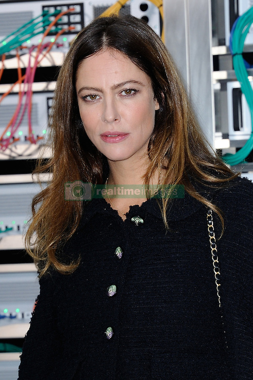 Anna Mouglalis attending the Chanel show as a part of Paris Fashion Week Ready to Wear Spring/Summer 2017 in Paris, France on October 04, 2016. Photo by Aurore Marechal/ABACAPRESS.COM