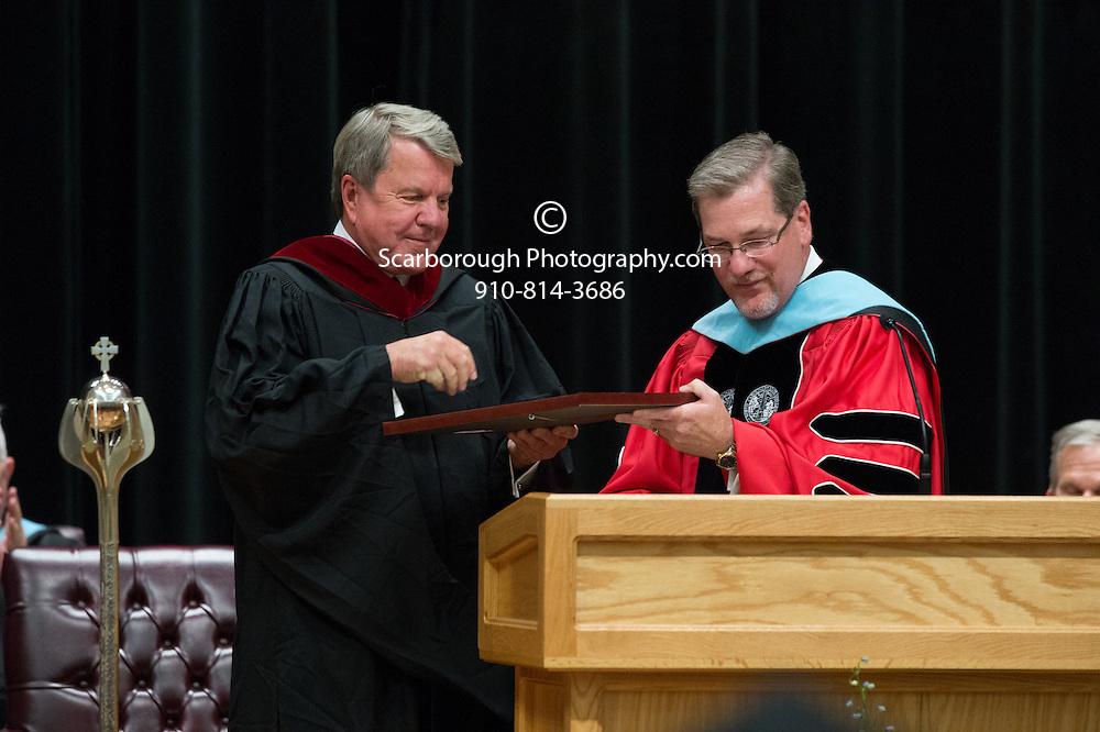 2016 Campbell University Adult Education Graduation Ceremony