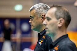 22-08-2017 NED: World Qualifications Belgium - Czech Republic, Rotterdam<br /> Coach Gert vande Broek BEL