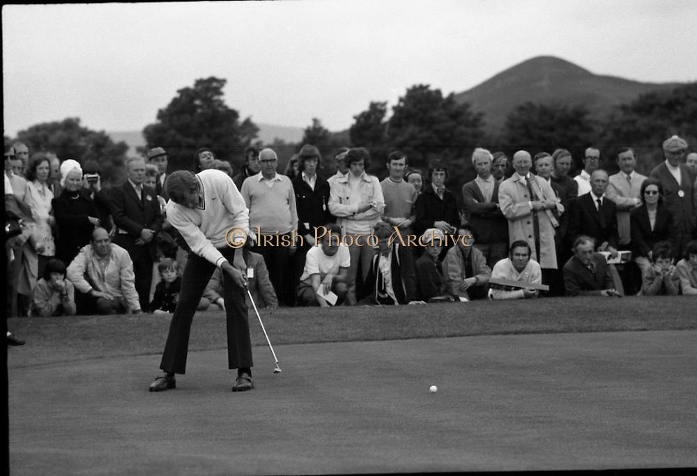 Carroll's Golf, Woodbrook, Co. Wicklow<br /> 1973.<br /> 24.06.1973.<br /> 06.24.1973.<br /> 24th June 1973.