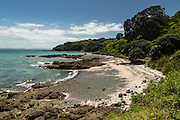 Hobbs Beach, Tiritiri Matangi Island, New Zealand