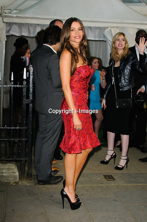 Sofia Vergara at the Glamour Women of The Year Awards in London, Tuesday, 29th May 2012. Photo by: Chris Joseph / i-Images