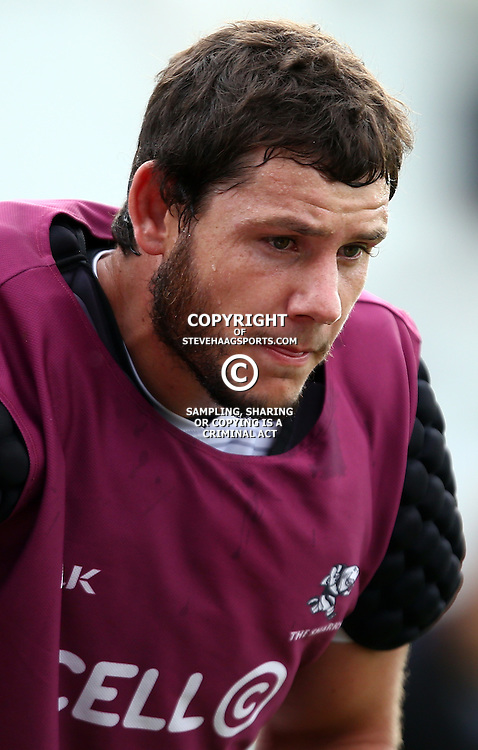DURBAN, SOUTH AFRICA, 22,MARCH, 2016 - Marcell Coetzee during The Cell C Sharks training session  at Growthpoint Kings Park in Durban, South Africa. (Photo by Steve Haag)<br /> <br /> images for social media must have consent from Steve Haag
