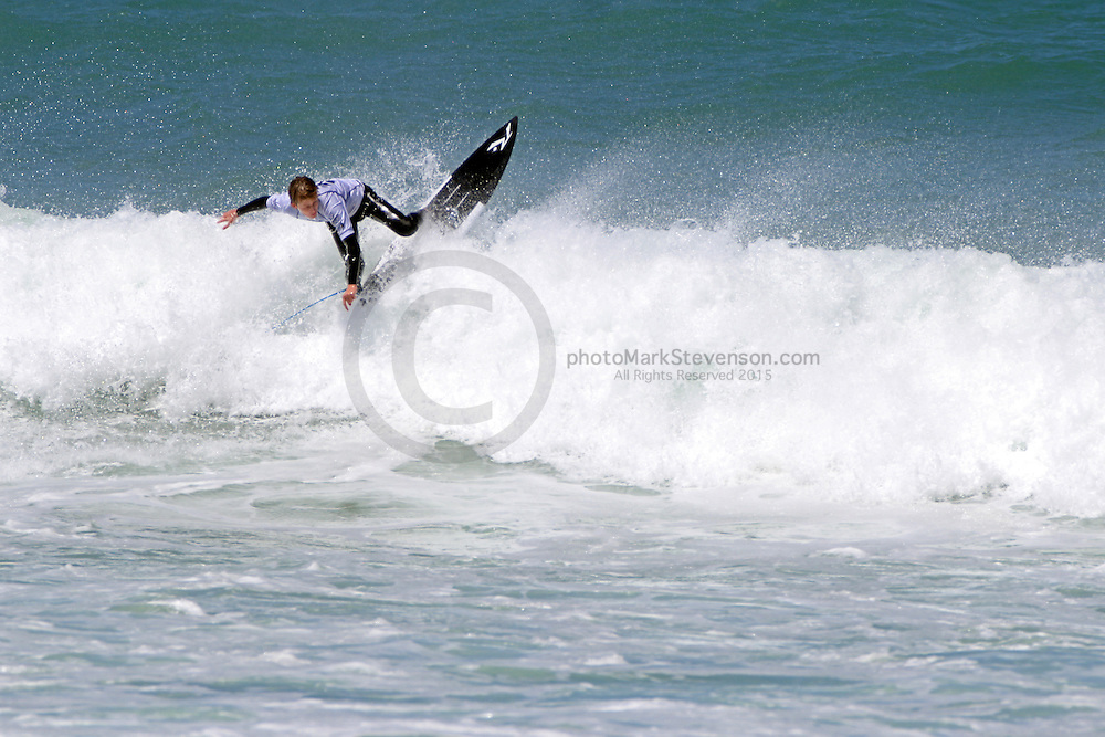 2016 Billabong National Surfing Championships held at St Clair Beach, Dunedin, New Zealand.<br />