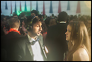 NAVJEEV SINGH; EMMA BUCHY-DURY, The Tercentenary Ball, Worcester College. Oxford. 27 June 2014