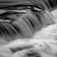 Cuyahoga Valley National Park black and white