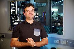 Dr Anton Tadich, Scientist - Soft x-ray spectroscopy at the Australian Synchrotron.