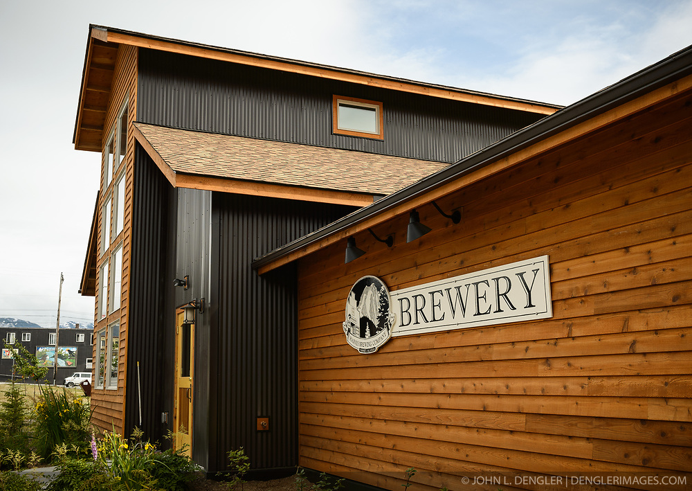 Haines Brewing Company owners Paul Wheeler and Jeanne Kitayama recently moved their tasking room to Main St. (pictured) in Haines, Alaska. Their craft beers are revered by southeast Alaska locals and tourists alike.