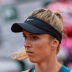 Elina Svitolina of Ukraine during Day 6 of the French Open 2018 on June 1, 2018 in Paris, France. (Photo by Baptiste Fernandez/Icon Sport)