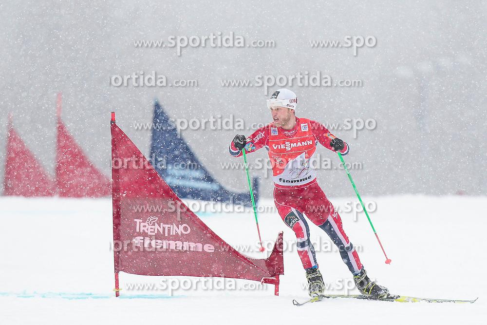 05.01.2014, Langlaufstadion, Lago di Tesero, ITA, FIS Tour de Ski, Langlauf Herren, Individual Start 9 Km, im Bild Sundby Martin (NOR) // during the Men 9 km Pursuit Cross Country of the FIS Tour de Ski 2014 at the Cross Country Stadium, Lago di Tesero, Italy on 2014/01/05. EXPA Pictures © 2014, PhotoCredit: EXPA/ Federico Modica