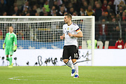 Lukas Podolski of Germany during the International Friendly match between Germany and England at Signal Iduna Park, Dortmund, Germany on 22 March 2017. Photo by Phil Duncan.