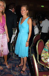DAVINA BARBER she was Davina Duckworth-Chad, a friend of Prince William's at the Boodles Boxing Ball in aid of the sports charity Sparks  organised by Jez lawson, James Amos and Charlie Gilkes held at The Royal Lancaster Hotel, Lancaster Terrae London W2 on 3rd June 2006.<br /> <br /> NON EXCLUSIVE - WORLD RIGHTS