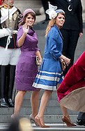 "PRINCESSES BEATRIVE AND EUGENIE - THANKSGIVING SERVICE.Members of the Royal Family attend a Thanksgiving Service at St Paul's Cathedral, London in celebration of the Queen's Diamond Jubilee_5th June 2012.Mandatory Credit Photo: ©A Linnett/NEWSPIX INTERNATIONAL..**ALL FEES PAYABLE TO: ""NEWSPIX INTERNATIONAL""**..IMMEDIATE CONFIRMATION OF USAGE REQUIRED:.Newspix International, 31 Chinnery Hill, Bishop's Stortford, ENGLAND CM23 3PS.Tel:+441279 324672  ; Fax: +441279656877.Mobile:  07775681153.e-mail: info@newspixinternational.co.uk"