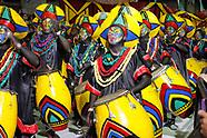 Desfile de LLamadas, 1er Día