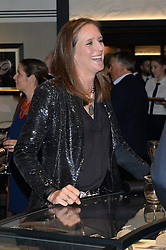 NINA CLARKIN at the draw for the Jaeger-LeCoultre Gold Cup held at Jaeger-LeCoultre, 13 Old Bond Street, London on 8th June 2015.