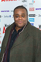 Clive Rowe, WhatsOnStage Awards Nominations - launch party, Cafe De Paris, London UK, 06 December 2013, Photo by Raimondas Kazenas