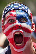 Soccer: World Cup USA Fans
