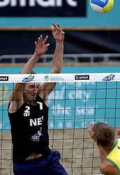 24-08-2006: VOLLEYBAL: NESTEA EUROPEAN CHAMPIONSHIP BEACHVOLLEYBALL: SCHEVENINGEN<br />