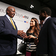 04 June 2015 - Belgium - Brussels - European Development Days - EDD - Closing Panel - From development aid to international Cooperation - Sam Kutesa , President of the 69th United Nations General Assembly © European Union