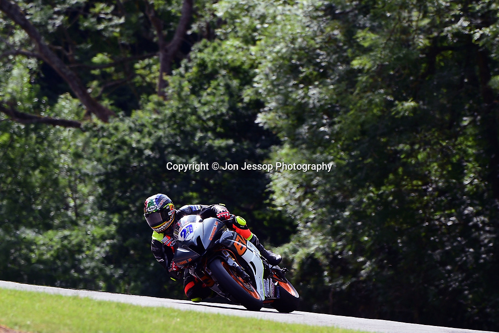 #27 Bjorn Estment South Africa Everquip Racing Yamaha 600  Dickies British Supersport Championship