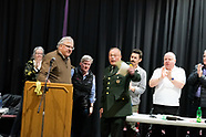President Schneider Honored by Town  030220