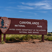 Images of Canyonlands National Park taken from the two most accessible sites: Island in the Sky and Needles Overlook. This Park puts on display some of the best raw, natural beauty of the Southwest