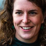 NLD/Amsterdam/20170315 - Inloop verkiezing  schaatser van het jaar 2017, Ireen Wust