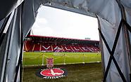 Charlton Athletic v Scunthorpe United - 14 Apr 2018