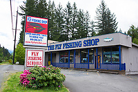 The Fly Shop in Welches, Oregon.