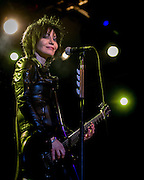 """Joan Jett & the Blackhearts perform at Snoqualmie Casino in support the band's latest release, """"Unvarnished."""" Photo by John Lill"""