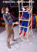 Medical , Occupational Therapy for Children, Therapy Apparatus, Therapist and Child