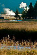 Firehole River, Yellowstone National Park, WY, on Sept. 7, 2012.  (Photo by Aaron Schmidt © 2012)