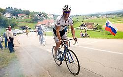Miran Stanovnik at Slovenian National Championships in Road cycling, 178 km, on June 28 2009, in Mirna Pec, Slovenia. (Photo by Vid Ponikvar / Sportida)