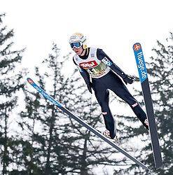 03.01.2015, Bergisel Schanze, Innsbruck, AUT, FIS Ski Sprung Weltcup, 63. Vierschanzentournee, Training, im Bild Thomas Diethart (AUT) //Thomas Diethard of Austria in action during Trial Jump of 63 rd Four Hills Tournament of FIS Ski Jumping World Cup at the Bergisel Schanze, Innsbruck, Austria on 2015/01/03. EXPA Pictures © 2015, PhotoCredit: EXPA/ Peter Rinderer