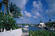 Hope Town, Elbow Cay, Abaco Island, Bahamas