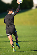 Malakai Fekitoa at the Highlanders Super Rugby Training Session ahead of their match against the Crusaders on Saturday, University Oval, Dunedin, 22 May 2014. Photo: Derek Morrison/www.photosport.co.nz