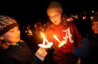 2009 Alabama Waldorf School Garden of Light and Bonfire