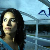 Sesion Fotográfica de retrato de Eva Maria Camacho