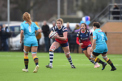 Amelia Buckland-Hurry of Bristol Bears Women - Mandatory by-line: Paul Knight/JMP - 19/01/2019 - RUGBY - Shaftesbury Park - Bristol, England - Bristol Bears Women v Worcester Valkyries - Tyrrells Premier 15s