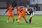 16-12-2016 Dundee v Dundee United - SPFL Development League