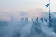 """fin de la """"Manif pour Tous"""" 26 mai 2013 aux Invalides à Paris"""