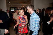 JAIME WINSTONE; MITCH GRIFFITHS, Opening of 'The Promised Land' Exhibition of work by Mitch Griffiths. Halcyon Gallery. Bruton St. London. 28 April 2010 *** Local Caption *** -DO NOT ARCHIVE-© Copyright Photograph by Dafydd Jones. 248 Clapham Rd. London SW9 0PZ. Tel 0207 820 0771. www.dafjones.com.<br /> JAIME WINSTONE; MITCH GRIFFITHS, Opening of 'The Promised Land' Exhibition of work by Mitch Griffiths. Halcyon Gallery. Bruton St. London. 28 April 2010