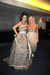 Left to right, LILY ALLEN and her mother ALISON OWEN at the GQ Men of the Year Awards held at the Royal Opera House, London on 2nd September 2008.<br /> <br /> NON EXCLUSIVE - WORLD RIGHTS