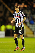 Jonathan Stead (30) of Notts County during the EFL Sky Bet League 2 match between Plymouth Argyle and Notts County at Home Park, Plymouth, England on 28 February 2017. Photo by Graham Hunt.