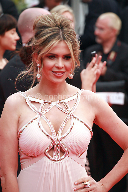 Carly Steel at the the How to Train Your Dragon 2 gala screening red carpet at the 67th Cannes Film Festival France. Friday 16th May 2014 in Cannes Film Festival, France.