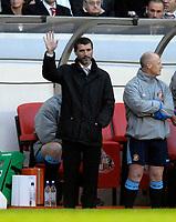 Photo: Jed Wee/Sportsbeat Images.<br /> Sunderland v Burnely. Coca Cola Championship. 27/04/2007.<br /> <br /> Sunderland manager Roy Keane.