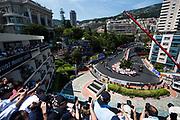 May 24-27, 2017: Monaco Grand Prix. Start of the Monaco Grand Prix