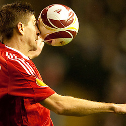 20100218: ENG, UEFA EL, Liverpool FC vs FC Unirea