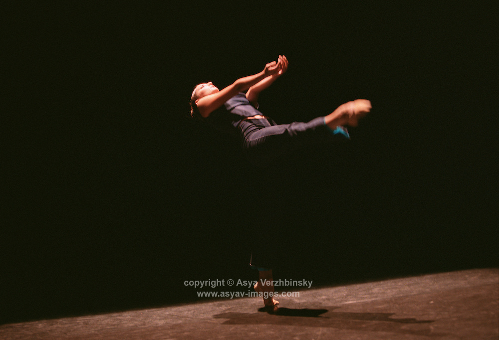 "ROH2 Artsit in residence, Cathy Marston's triple bill at the Linbury Studio Theatre. ""Traces"""